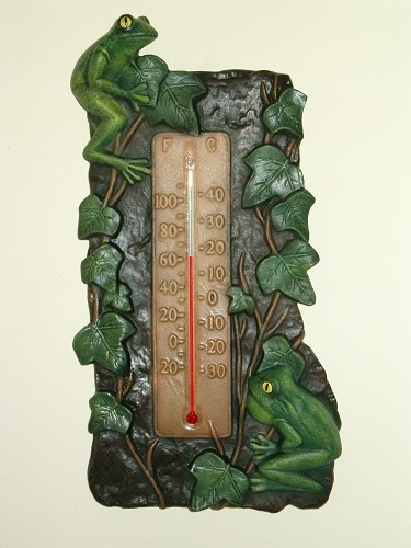 "Thermometer ""Kikkers"""