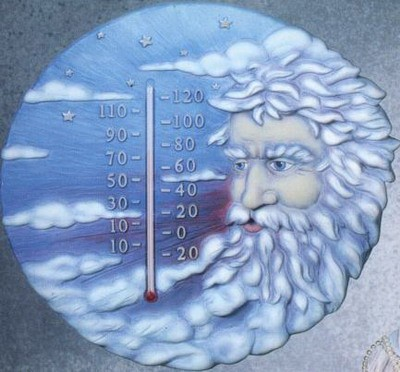 "Thermometer ""Wind"""